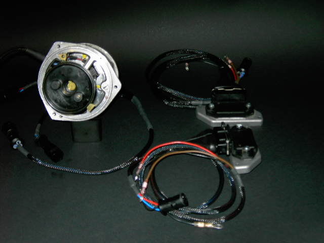 Elektronischer Zündverteiler 3,5 Ltr. im AT
