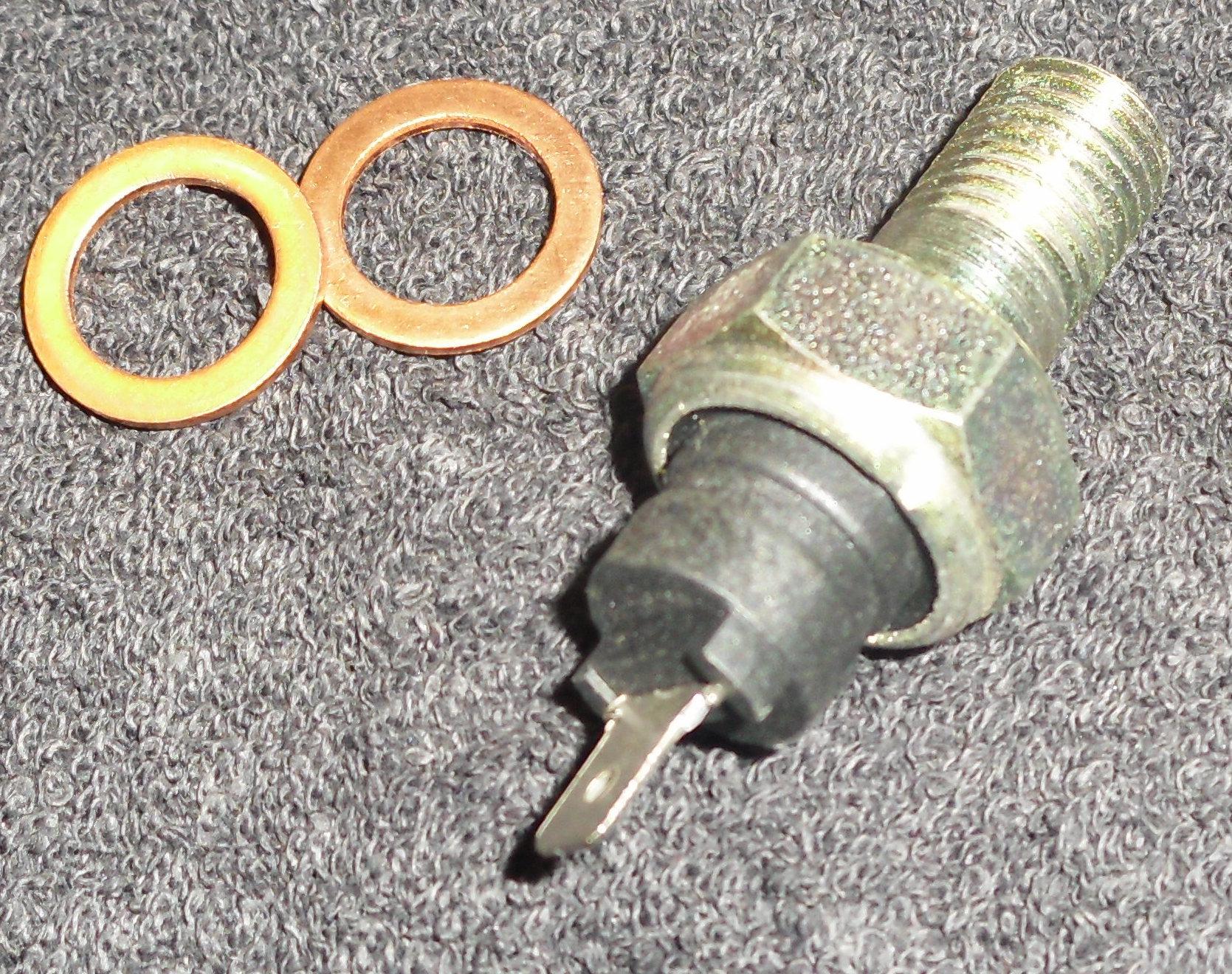 Schalter für Öldruckwarnleuchte inkl. 2 Dichtungen