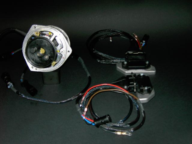 Elektronischer Zündverteiler 3,7 Ltr. / 4,0 Ltr. im AT