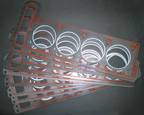 Zylinderkopfdichtung für Zylinder 5-8    4,2 Ltr. Spezialausführung