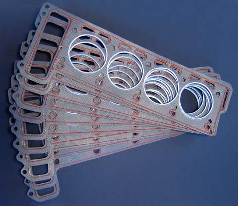 Zylinderkopfdichtung Zylinder 1-4 4,2 Ltr. - Spezialausführung